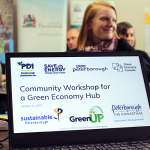 Exploring a Green Economy Hub in Peterborough