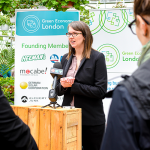 A community coming together — Green Economy London officially launches